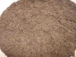 06コーヒーミルで5回挽いたソバ殻粉09-11-29