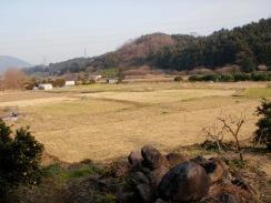 10真冬の内山の農場10-1-31