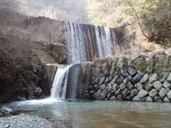 10栗の木堰堤10-2-24