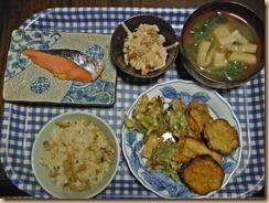01フキノトウの天ぷら13-2-24
