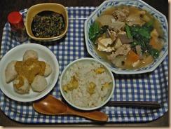 01季節の野菜料理14-10-28