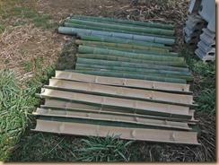 01割始めた竹支柱17-2-18