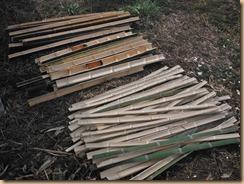 02製作途中の竹支柱17-2-18